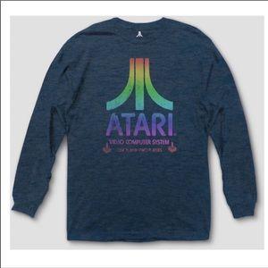 [Ripple Junction] Atari Long Sleeve T-shirt-Medium
